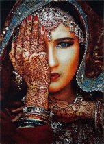 Shanti henna red szőnyeg 120x170