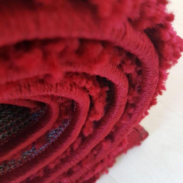 My shaggy 380 vörös színű szőnyeg 120x170 cm