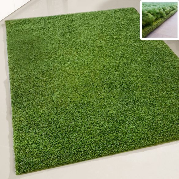 My shaggy 380 zöld színű szőnyeg 160x220 cm