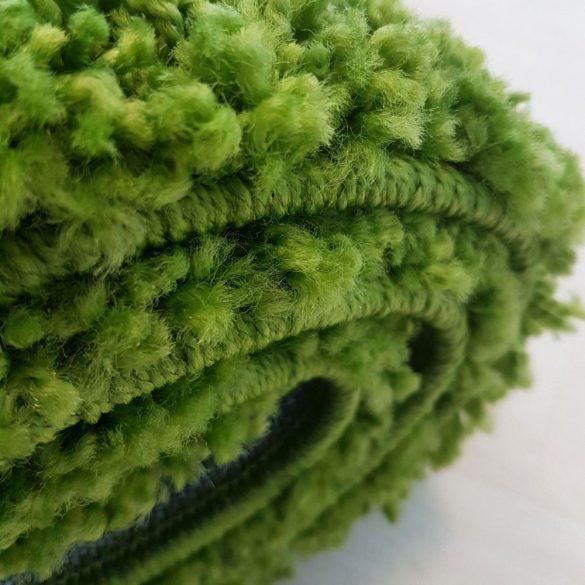 My shaggy 380 zöld színű szőnyeg  70x140 cm