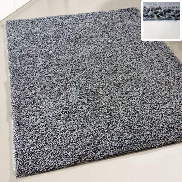 My shaggy 380 sötétszürke színű szőnyeg  70x140 cm