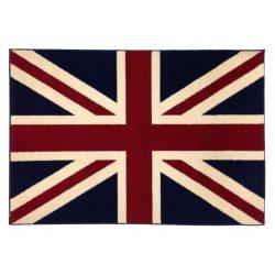 70.1204 Londonos Navy szőnyeg 120x170 cm - A KÉSZLET EREJÉIG!