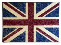 70.2184 Londonos jeans szőnyeg  80x150 cm - A KÉSZLET EREJÉIG!
