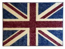 70.2184 Londonos jeans szőnyeg 120x170 cm - A KÉSZLET EREJÉIG!