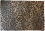 70.2402 Klasszik foltos choco szőnyeg  80x150 cm - A KÉSZLET EREJÉIG!