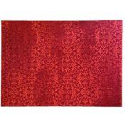 70.2402 Klasszik foltos red szőnyeg  80x150 cm - A KÉSZLET EREJÉIG!