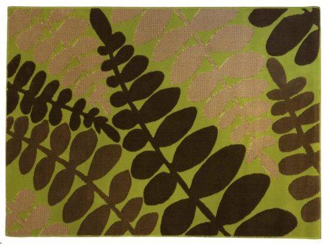70.2730 Leveles lime szőnyeg  80x150 cm - A KÉSZLET EREJÉIG!