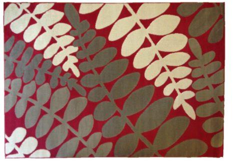 70.2730 Leveles red szőnyeg 160x225 cm - A KÉSZLET EREJÉIG!