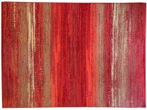 70.2881 Vonalas foltos red szőnyeg  80x150 cm - A KÉSZLET EREJÉIG!