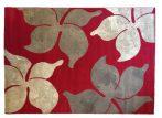 70.2914 Virágos red szőnyeg  80x150 cm