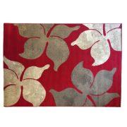 70.2914 Virágos red szőnyeg  80x150 cm - A KÉSZLET EREJÉIG!