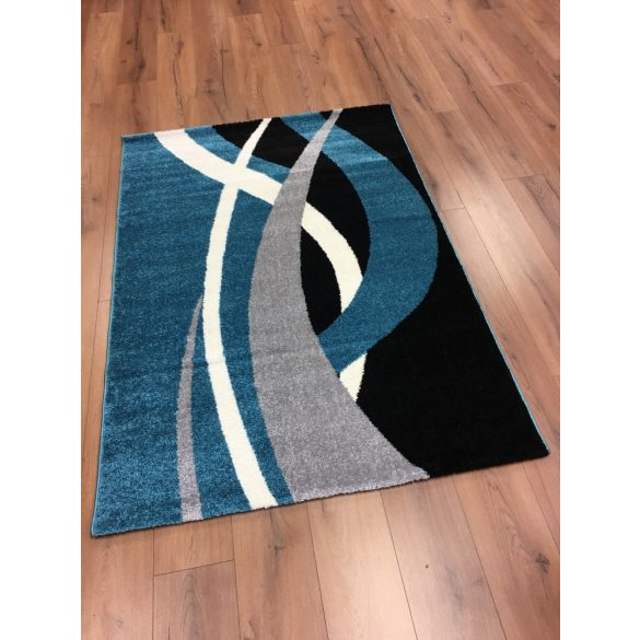 Barcelona E740 kék szőnyeg  80x150 cm