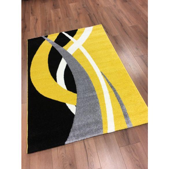 Barcelona E740 sárga szőnyeg 120x170 cm