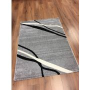 Barcelona E741 szürke-fekete szőnyeg 120x170 cm