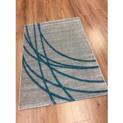 Barcelona E742 szürke-kék szőnyeg 160x230 cm