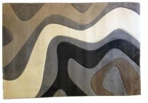 Acapulco 680 silver szőnyeg  60x110 cm