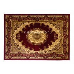 Adora 5547 B Classic bordó szőnyeg 120x180 cm