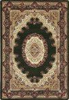 Adora 5547 Y Classic zöld szőnyeg 160x220 cm