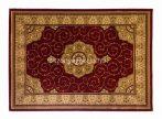 Adora 5792 B Classic bordó szőnyeg  80x150 cm