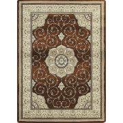 Adora 5792 V Classic barna szőnyeg  80x150 cm