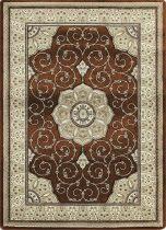 Adora 5792 V Classic barna szőnyeg 200x290 cm