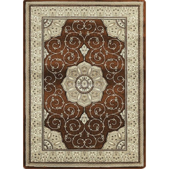Adora 5792 V Classic barna szőnyeg  60x90 cm