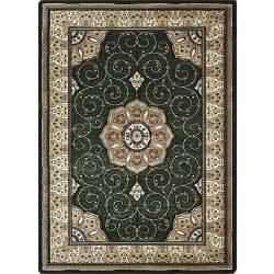 Adora 5792 Y Classic zöld szőnyeg 120x180 cm