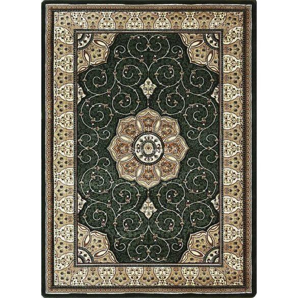 Adora 5792 Y Classic zöld szőnyeg 240x330 cm