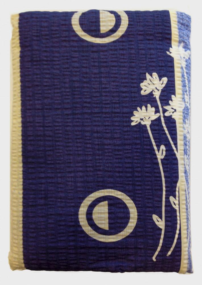 Ágynemű huzat 3 részes kék- sárga virágos 0fea17b064