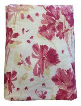 Ágynemű huzat 3 részes rózsaszín foltmintás