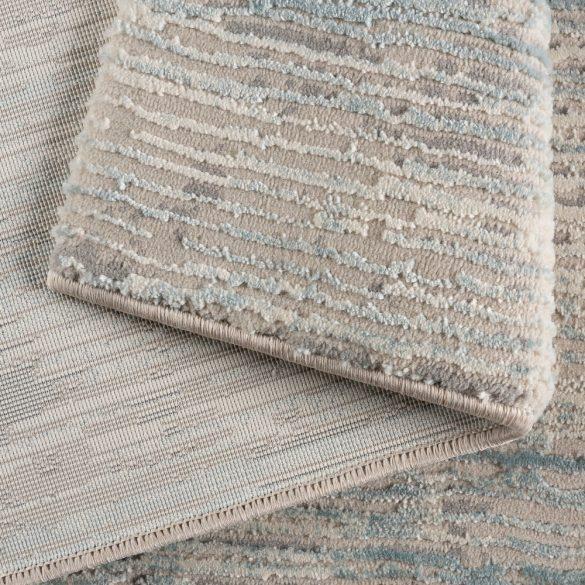Amatis 6610 kék modern mintás szőnyeg 200x290 cm
