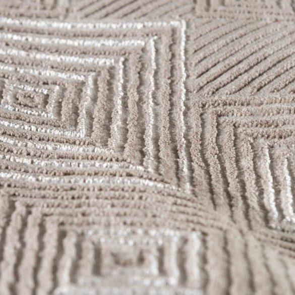 Amatis 6620 bézs modern mintás szőnyeg 120x170 cm