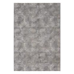 Amatis 6620 szürke modern mintás szőnyeg  80x150 cm