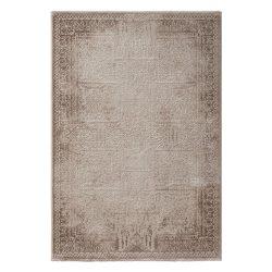 Amatis 6640 bézs modern mintás szőnyeg 200x290 cm