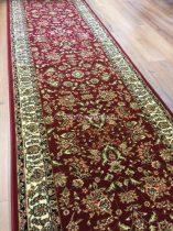 Anatolia 5378 Classic bordó futószőnyeg  90 cm széles