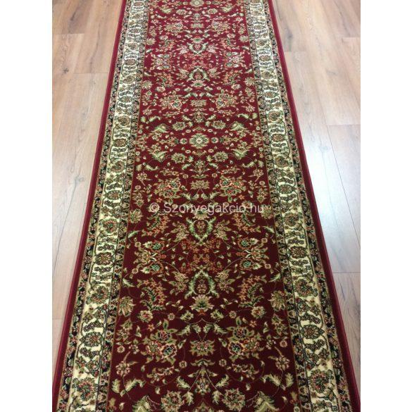 Anatolia 5378 Classic bordó futószőnyeg 120 cm széles