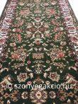 Anatolia 5378 Classic zöld futószőnyeg 100 cm széles