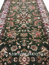 Anatolia 5378 Classic zöld futószőnyeg  70 cm széles 4,35 m hosszú