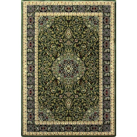 Anatolia 5858 Classic zöld szőnyeg  70x100 cm