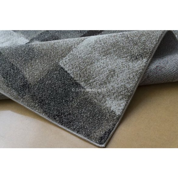 Aspect 1829 bézs kocka mintás szőnyeg 120x180