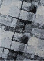Aspect 1829 szürke kocka mintás szőnyeg 120x180