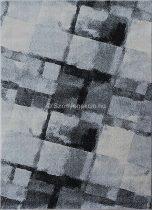 Aspect 1829 szürke kocka mintás szőnyeg 140x190