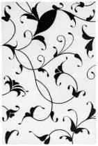 Black&White fehér szőnyeg 120x170 cm