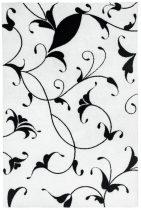 Black&White 390 fehér szőnyeg 200x290 cm