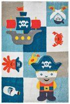 Broadway Kids Pirat - Kalózos gyerekszőnyeg 120x170 cm - A KÉSZLET EREJÉIG