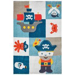 Broadway Kids Pirat - Kalózos gyerekszőnyeg 120x170 cm - UTOLSÓ DARAB!