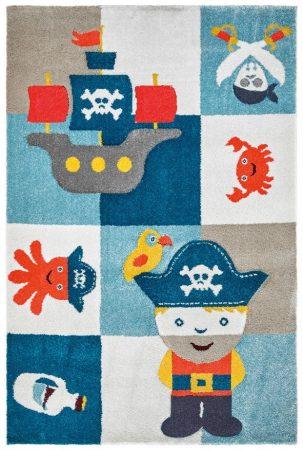 Broadway Kids Pirat - Kalózos gyerekszőnyeg 160x230 cm - UTOLSÓ DARAB!