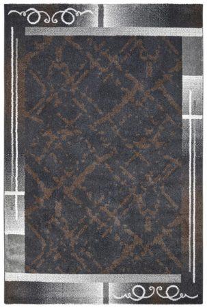 Bronx 540 anthracite szőnyeg 160x230 cm