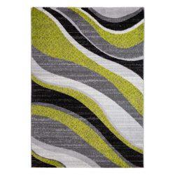 Barcelona C191B_FMF25 zöld modern mintás szőnyeg  80x150 cm