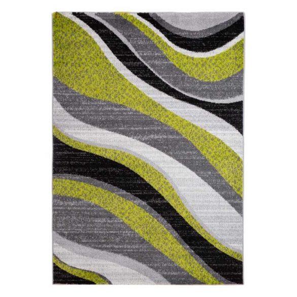 Barcelona C191B_FMF25 zöld modern mintás szőnyeg 200x290 cm